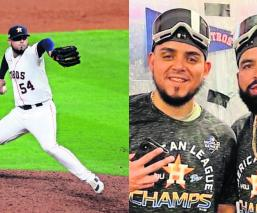 Osuna Urquidy Astros Houston