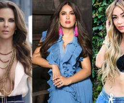 famosas denuncia acoso abuso sexual laboral productores cine televisión caeli kate del castillo salma hayek