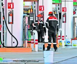 gasolinera pierde clientes gasolina rebajada mezclada con agua ocoyoacac edomex