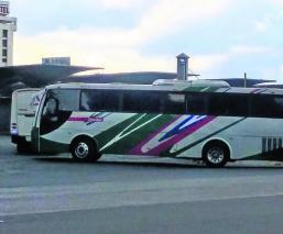 Transportistas apedreados ZinaBus