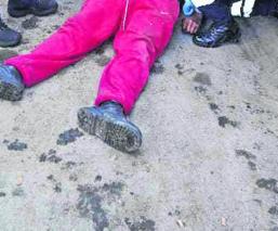 Carretillero recibe tiro en la cabeza mientras trabajaba en Ceda de Iztapalapa