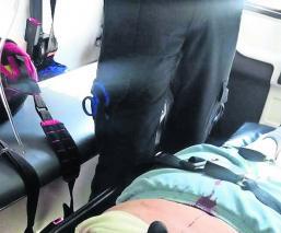Mujer con esquizofrenia intenta quitarse la vida al interior de su domicilio en CDMX