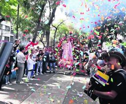 Celebran la decimoctava peregrinación sonidera en la Basílica de Guadalupe