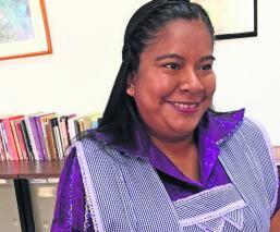 Maestra lengua náhuatl Morelos