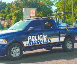 Sicarios emboscan policías Zacatepec
