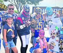 Tijuanenses viajarán con la escuadra de los Ángeles para el 'Monday Night' en CDMX