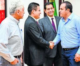 Cuauhtémoc Blanco gobierno federal