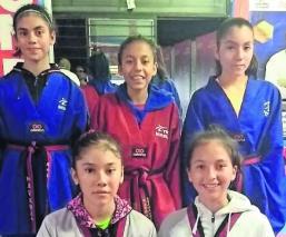selección juvenil de Morelos, en la especialidad de Taekwondo