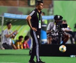 Queremos ganar el Mundial Sub 17: 'Chima' Ruiz