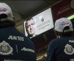 Chivas ofrecerá misa para despedir a Jorge Vergara