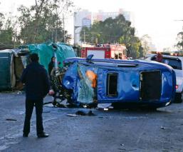 accidente mexico toluca estado de mexico muerte ebrio