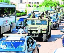 Ejército Mexicano familia LeBarón