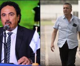 Hugo Sánchez contra Jorge Vergara