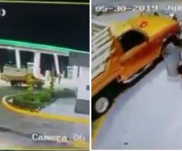 Metepec gasolina tanque
