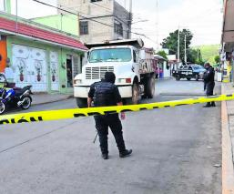 Fulminan balazos chofer camión Chilpancingo