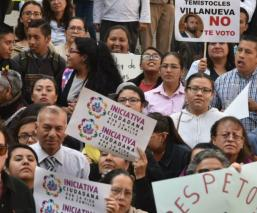 Ley Trans Congreso de la CDMX