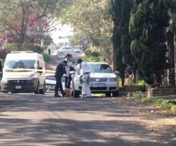 automovil sangre tlalpan cadaver muerto ciudad de mexico asesinato