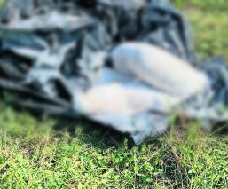 Encuentran restos humanos al interior de una bolsa de plástico, en Morelos