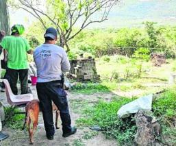 Familiares y amigos buscan a Bonifacio Ascencio, desaparecido hace dos años en Morelos