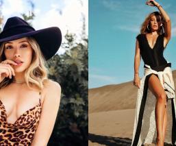 Michelle Salas bikini internautas