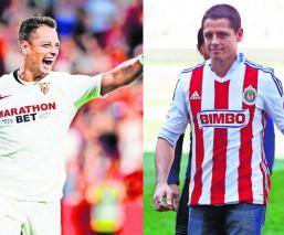 'Chicharito' Hernández aclara que él no es el fichaje bomba de las Chivas