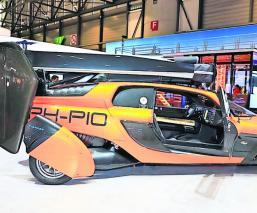 ¡El futuro ha llegado! Conoce el primer auto volador comercial del mundo