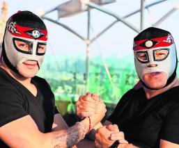 Octagón y el Hijo de Octagón llegan a MDA para medirse contra los hermanos Trauma