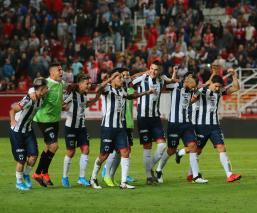 Rayados es finalista tras eliminar al Necaxa