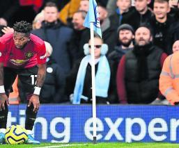 Aficionado racista Manchester United Fred