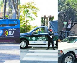 Color de patrullas cambia según la alcaldía expertos condenan que importe más la imagen