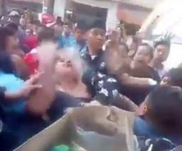 intentan linchar mujeres robar niños menores tláhuac