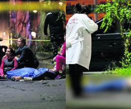 Conductor asesinado diez balazos Metro Copilco