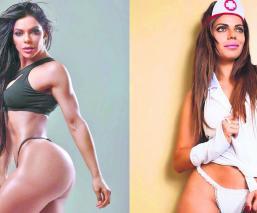 Suzy Cortez modelo fitness brasileña