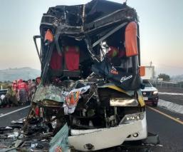 accidente carretera atlacomulco muertos lesionados