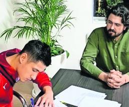 Amaury Vergara ilusiona a la afición de Guadalajara y promete dos refuerzos más