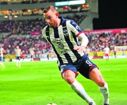 El nombre del futbolista Vincent Janssen llega al Registro Civil de Nuevo León