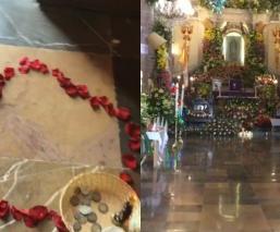 Iglesia Edomex aparición Virgen Guadalupe
