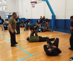 Darán curso de defensa personal en Edomex