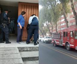 Mueren intoxicados madre, hijo y su mascota en departamento de Tlatelolco