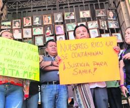 Activistas poblanos denuncian amenazas de muerte por oponerse al proyecto Integral Morelos