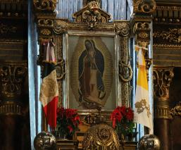 Los secretos que rodean a la imagen de la Virgen de Guadalupe