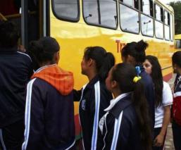 Transporte Escolar Generalizado invierten 30 millones