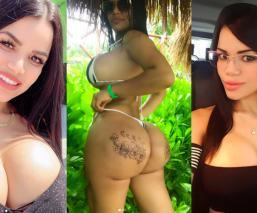 La modelo Anggy Rossi encara a las influencers operadas y falsas