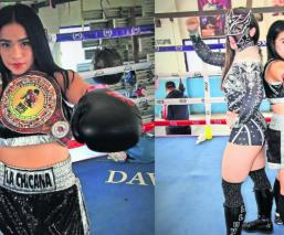 box chicana amateur
