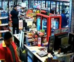 oxxo asalto robo video