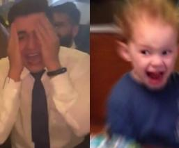 """Joven se descontrola al escuchar """"Tusa"""" en una fiesta y su reacción se hace viral"""