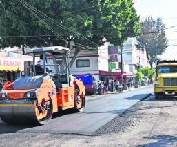 Gobierno de la CDMX inicia programa para repavimentar calles de la alcaldía Iztapalapa