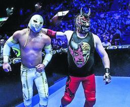 Místico está dispuesto a jugarse la máscara contra Mephisto en un duelo épico