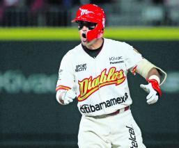 David Vidal se reincorpora a los Diablos Rojos del México para una nueva temporada