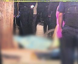 Motosicarios ejecutan a tres en puesto de alitas, en Azcapotzalco; presumen ataque directo